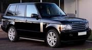 2008 LAND ROVER RANGE ROVER 3.6 TDV8 VOGUE SE REAR TV