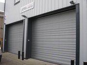 Sold Roller Shutter in Cardiff UK