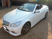 2010 Mercedes-benz Mercedes E350 Cdi Convertible sport AMG Fully Load