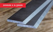 Planer Knives 20mm x 2.5mm Online @ UK