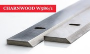 Charnwood W586/1 Planer blades knives - 1 Pair @ UK