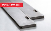 Dewalt DW 5111 Planer blades knives - 1 Pair @ UK
