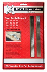 GEA HSS Planer Blades 260mm to suit GEA machine  At Online