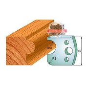 Profile 004 Spindle Moulder Cutters - 40mm Profile Knives Online