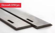 Dewalt DW50 Planer blades knives - 1 Pair Online At Woodfordtooling