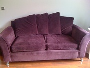 3-seater sofa and 2 armchairs by Next